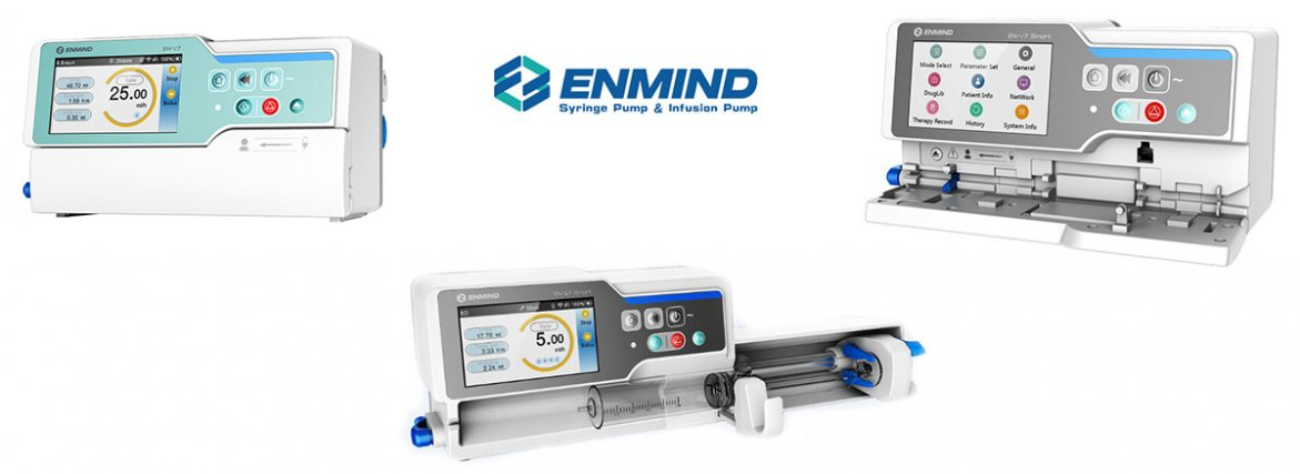 Enmind Infusion Pump